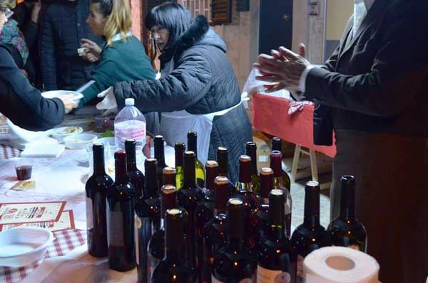 Festa del vino primitivo e del cece nero