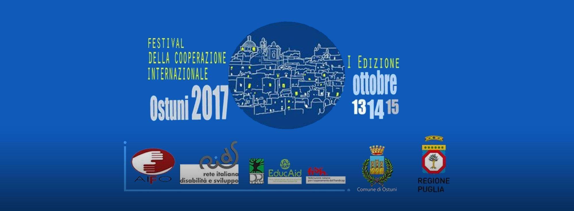 Ostuni: Festival della cooperazione internazionale