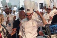 Martino Ruggieri, chef pugliese vince la finale di Bocuse d'Or Italia