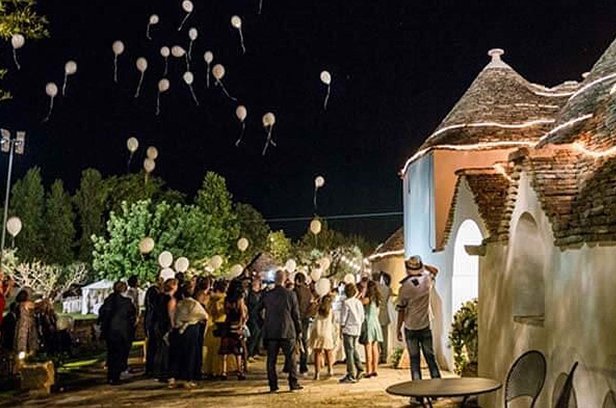 Matrimonio pugliese, una tradizione interminabile tra pietanze e balli
