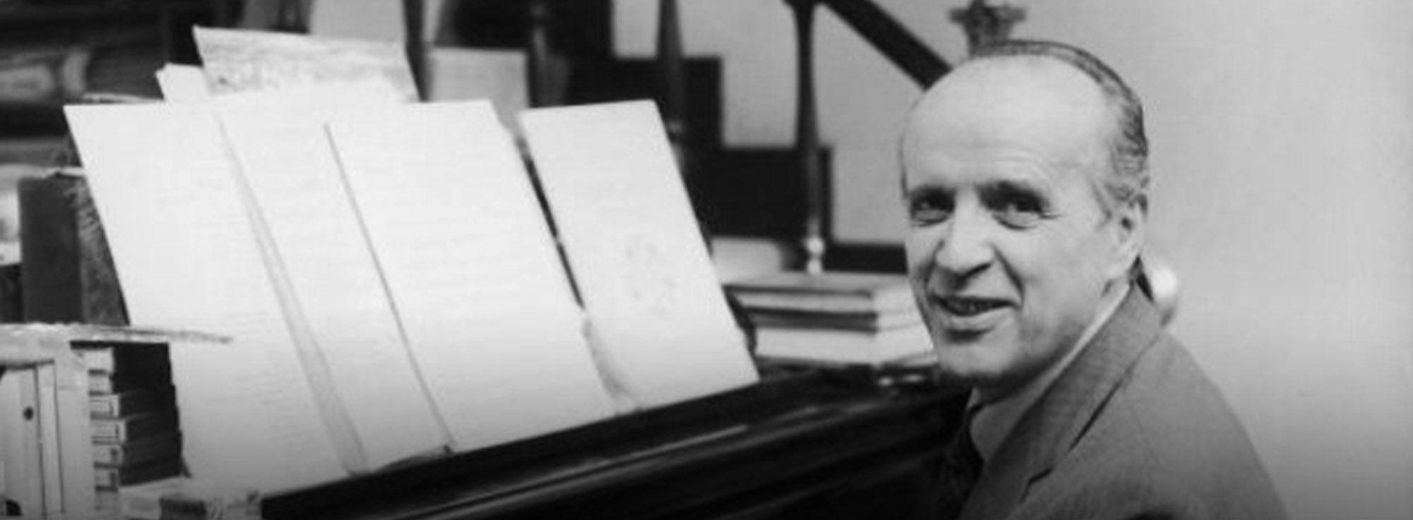 Brindisi: Nino Rota: musica per il cinema