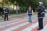 Nonni vigili a Lucera, per sorveglianza e sicurezza degli alunni a scuola