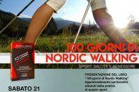 100 giorni di Nordic Walking – Sport, salute e benessere