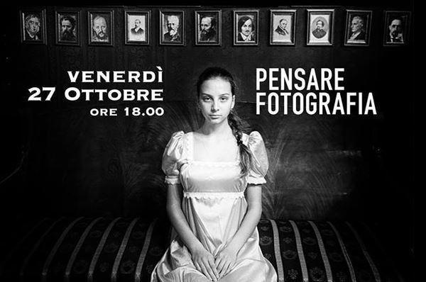 Francesco Comello, Pensare Fotografia