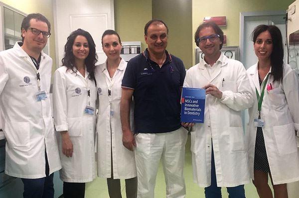 Orgoglio pugliese, il ricercatore Marco Tatullo sarà premiato lunedi da Decaro