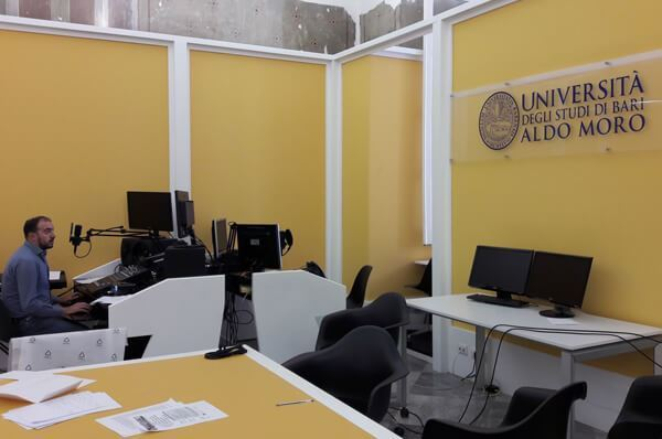 RadioUniba, la web radio dell'Ateneo di Bari con gli studenti protagonisti