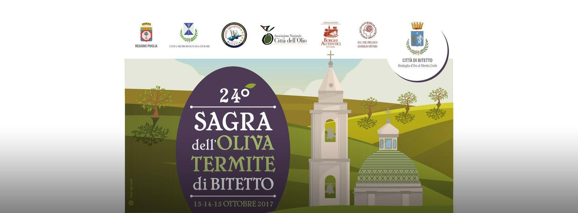 Bitetto: Sagra dell'oliva termite di Bitetto