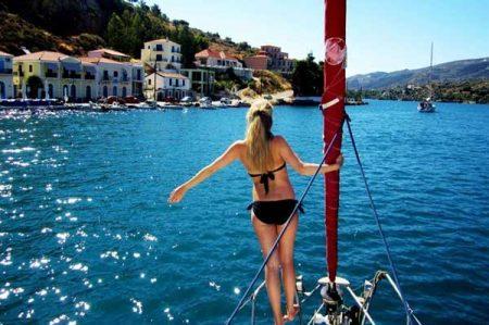 sailing bisceglie