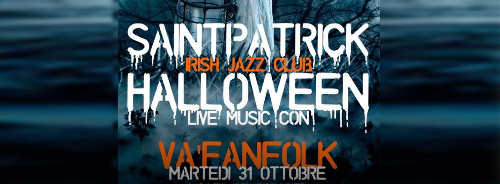 Barletta: Notte di Halloween al Sain Patrick
