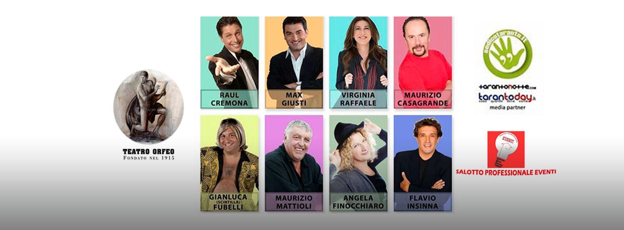 Taranto: Nuova stagione teatrale