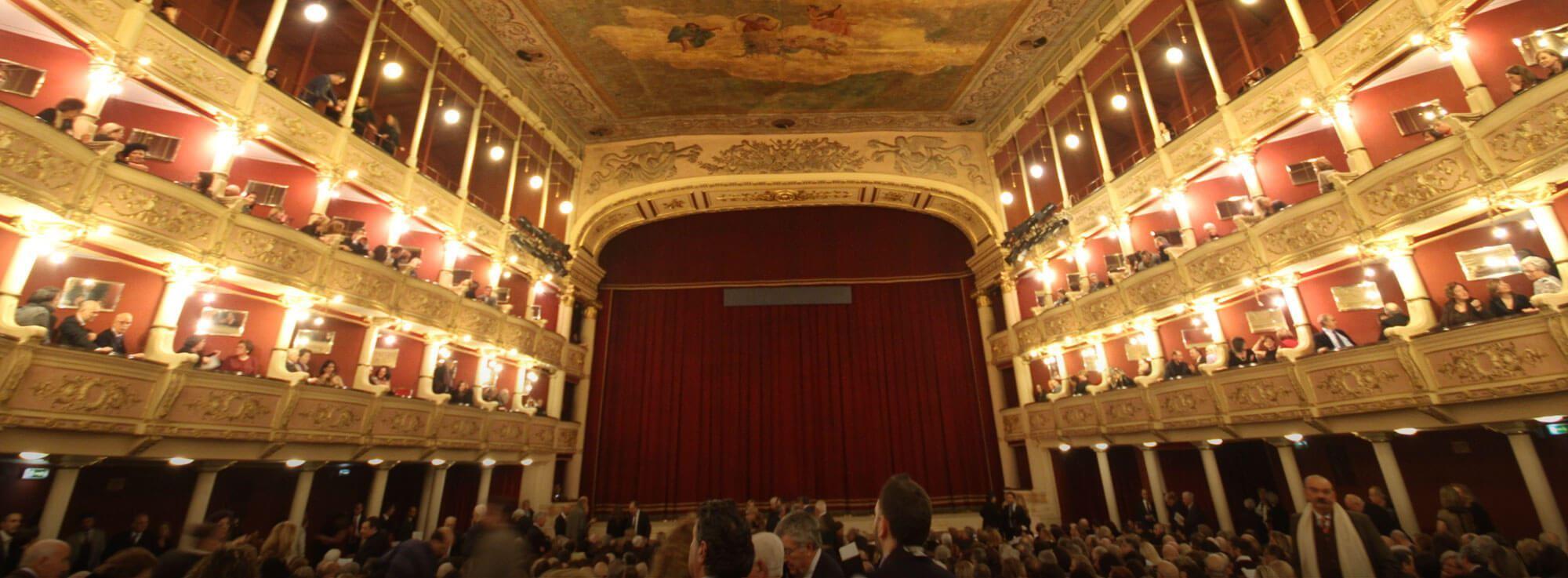 Lecce: Nuova Stagione Teatrale
