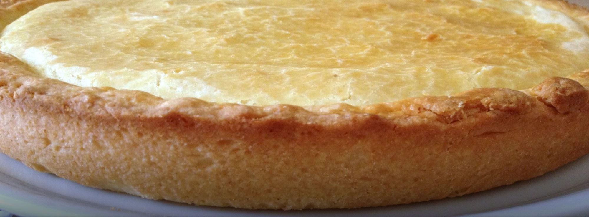 Ricetta: Torta pasticciotto