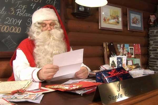Babbo Natale Village