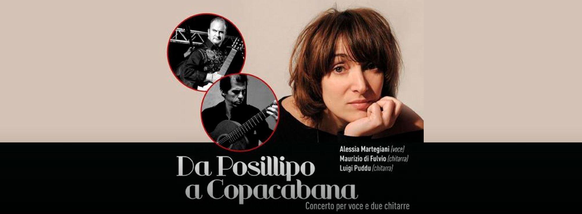 Brindisi: Da Posillipo a Copacabana