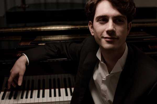 Leonardo Pierdomenico in concerto