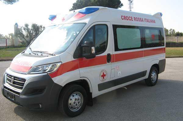 Ambulanze per il trasporto in emergenza dei neonati in regione Puglia