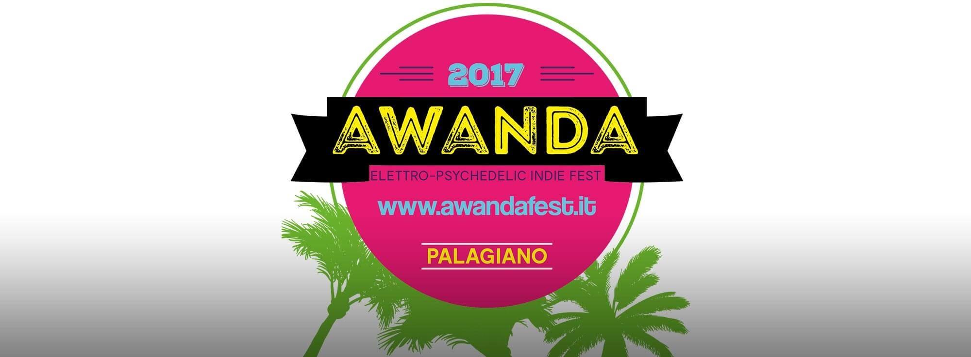 Palagiano: Awanda Indie Fest - anteprima