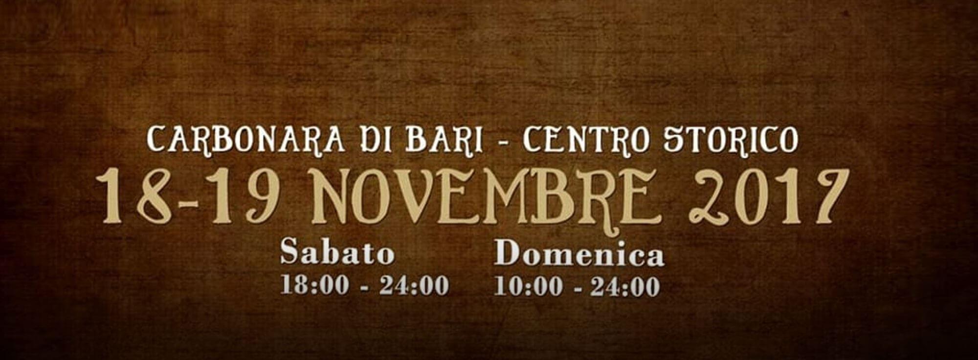 Carbonara Di Bari Storia carbonara nel 300, alla scoperta di storia e sapori medievali