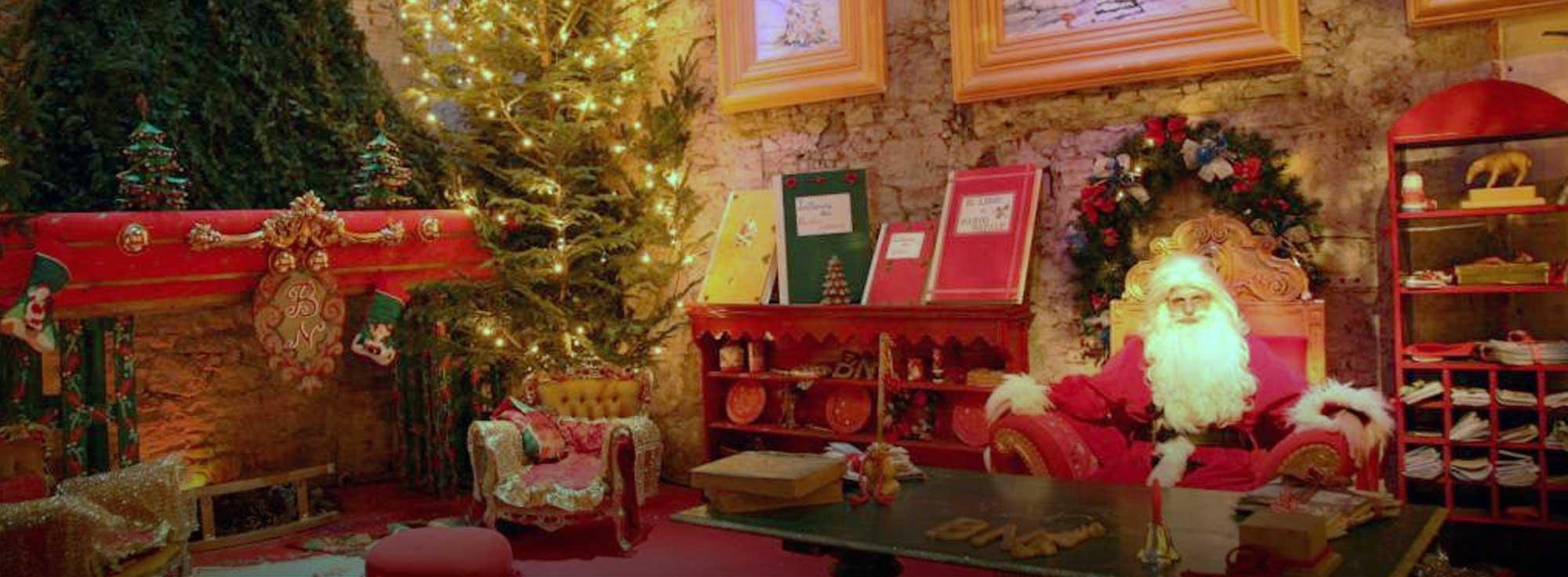 Castelluccio Valmaggiore: La Casa di Babbo Natale