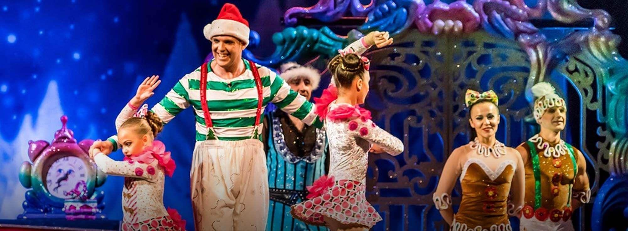 Cisternino: Smile Circus - Christmas Edition