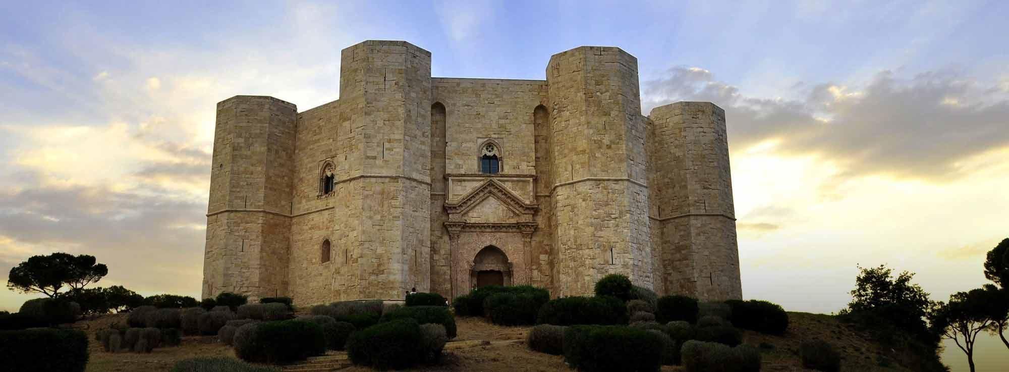 Andria : Arte e Matematica a Castel del Monte