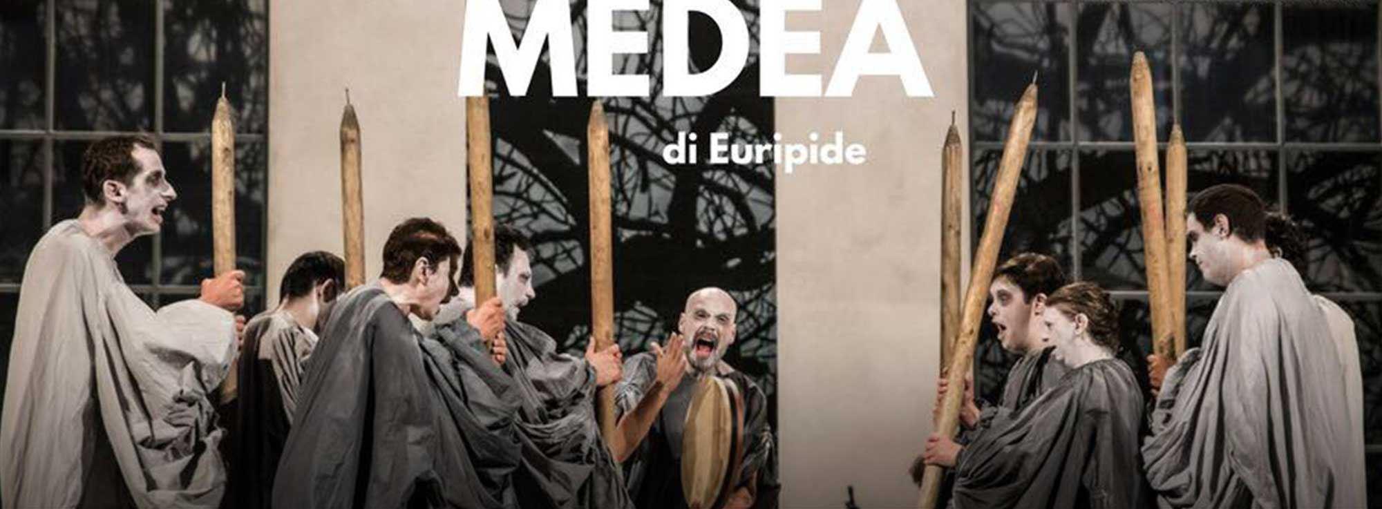 Barletta: Medea e Teatro Patologico