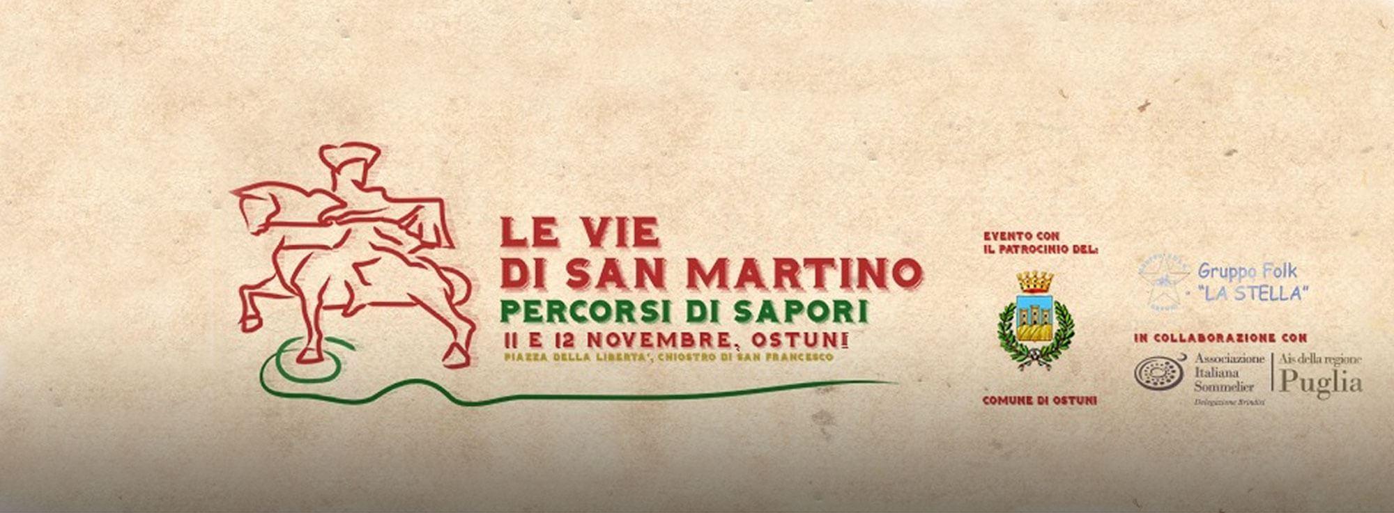 Ostuni: Le vie di San Martino