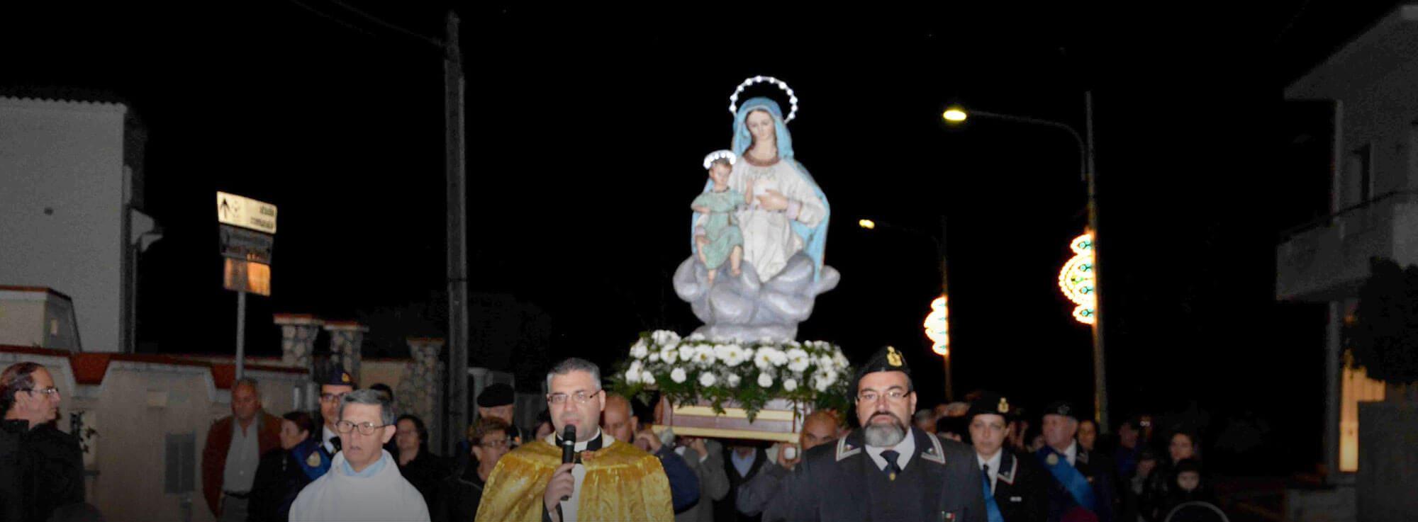 Maruggio: Festa della Madonna del Verde