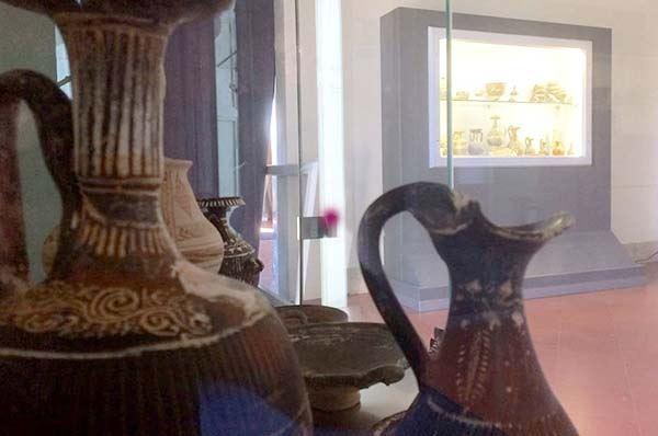 Inaugurazione museo archeologico