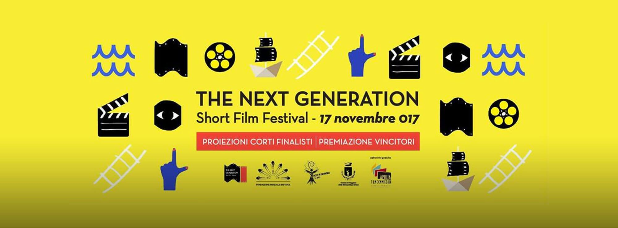 Bari: The Next Generation Short Film Festival 2017