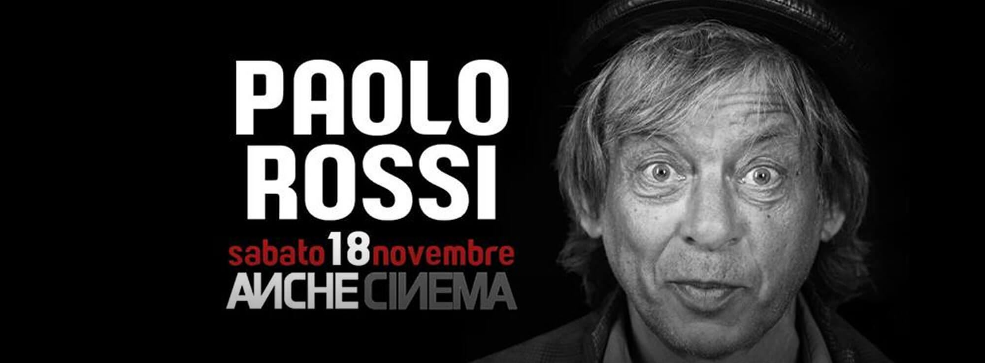 Bari: Paolo Rossi L'Improvvisatore 2
