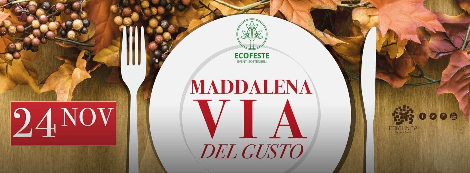 Manfredonia: Maddalena Via del Gusto - Sapori d'autunno