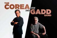 The Corea Gadd Band live