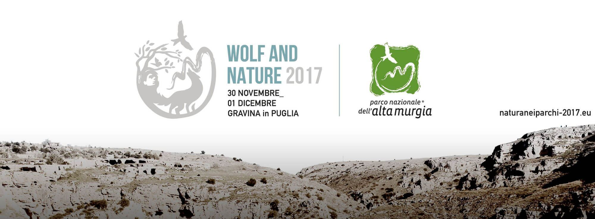 Gravina in Puglia: Wolf and Nature 2017