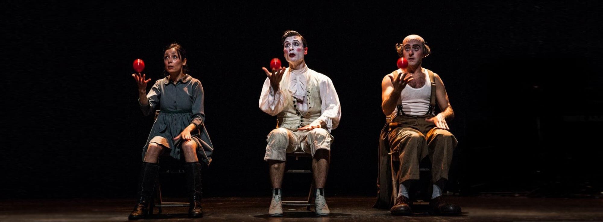 Fasano:  Johann Sebastian Circus