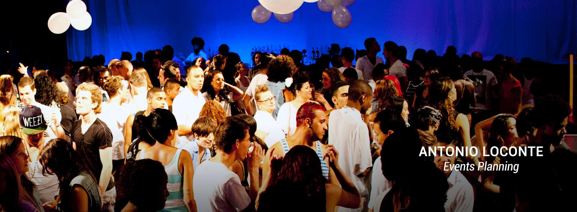 Antonio Loconte Events Planning Barletta