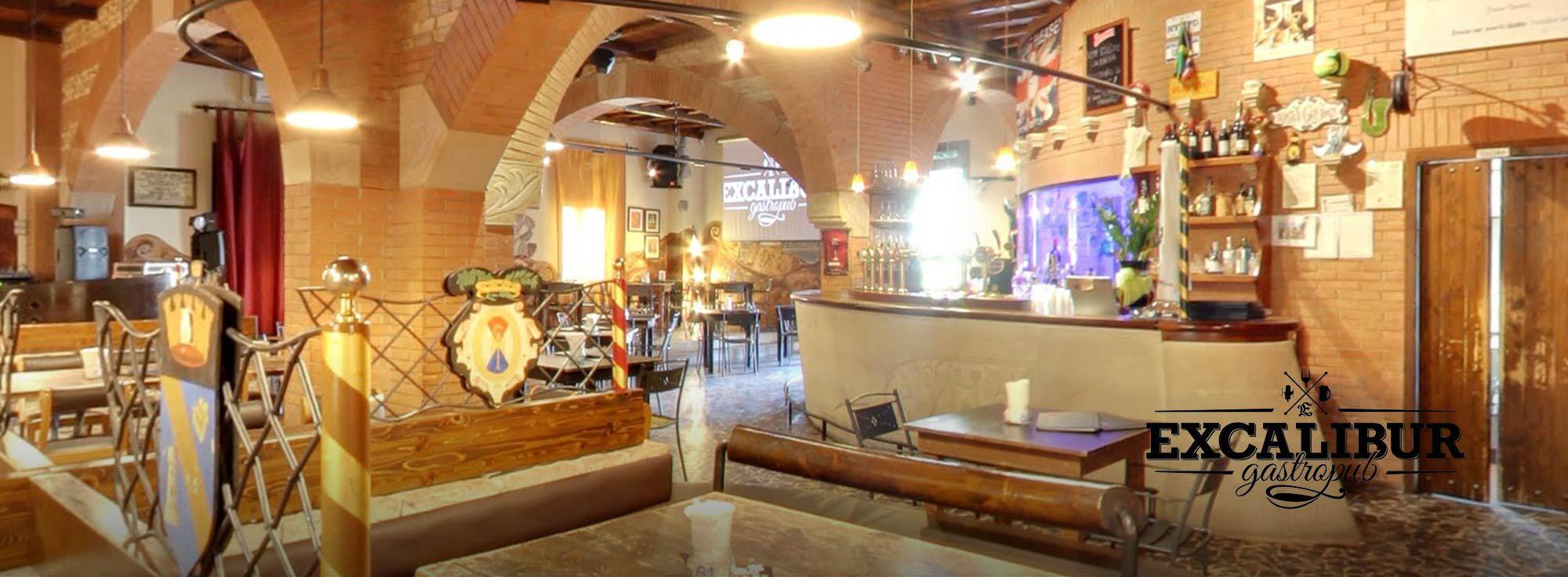 Excalibur Gastropub Canosa di Puglia