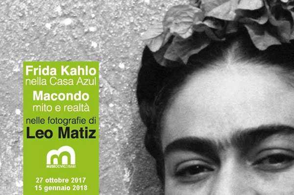 Frida Kahlo nella Casa Azul-Macondo