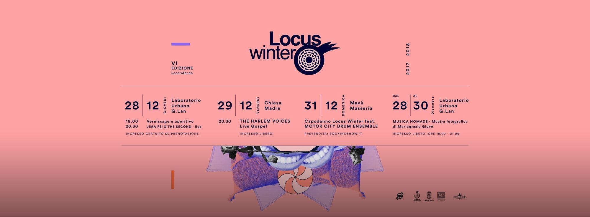 Locorotondo: Locus Winter