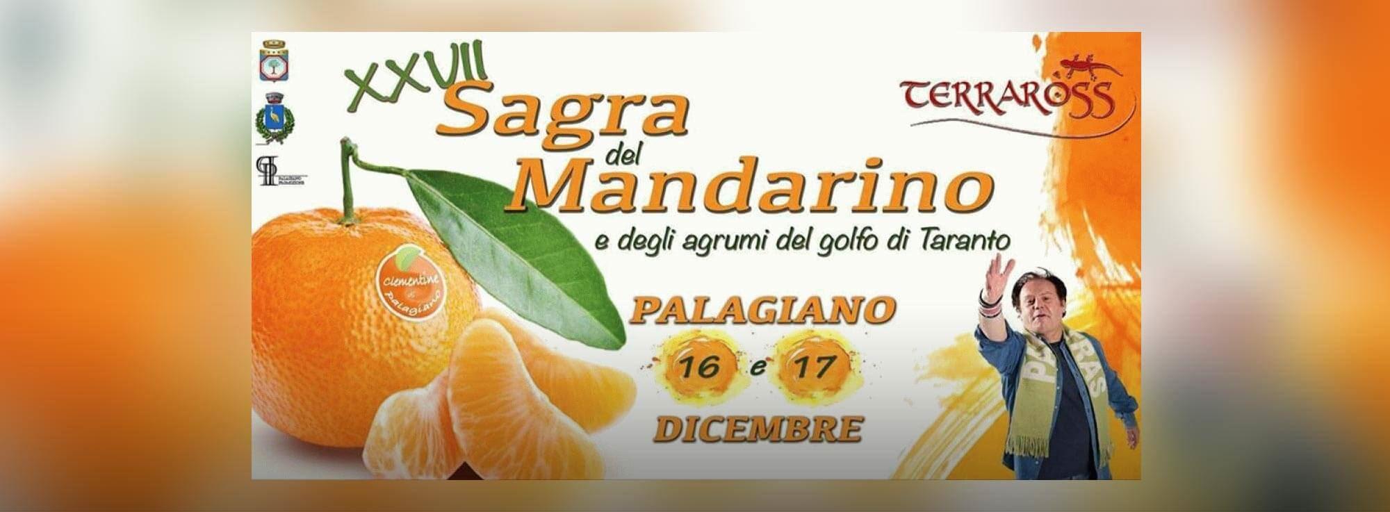 Palagiano: Sagra del Mandarino