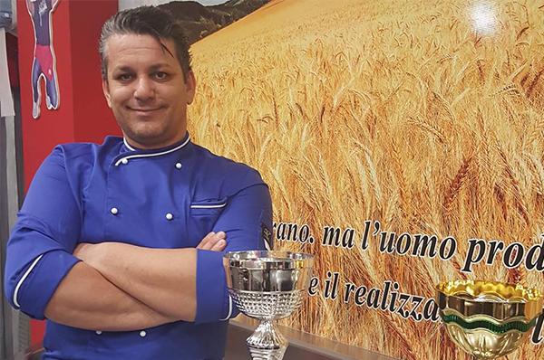 Campionato Mondiale Pizzaioli, sul podio il pugliese Giovanni Cristallo