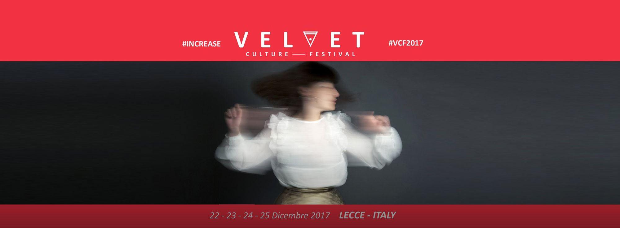 Lecce, Nardò, Maglie: Velvet Culture Festival 2017