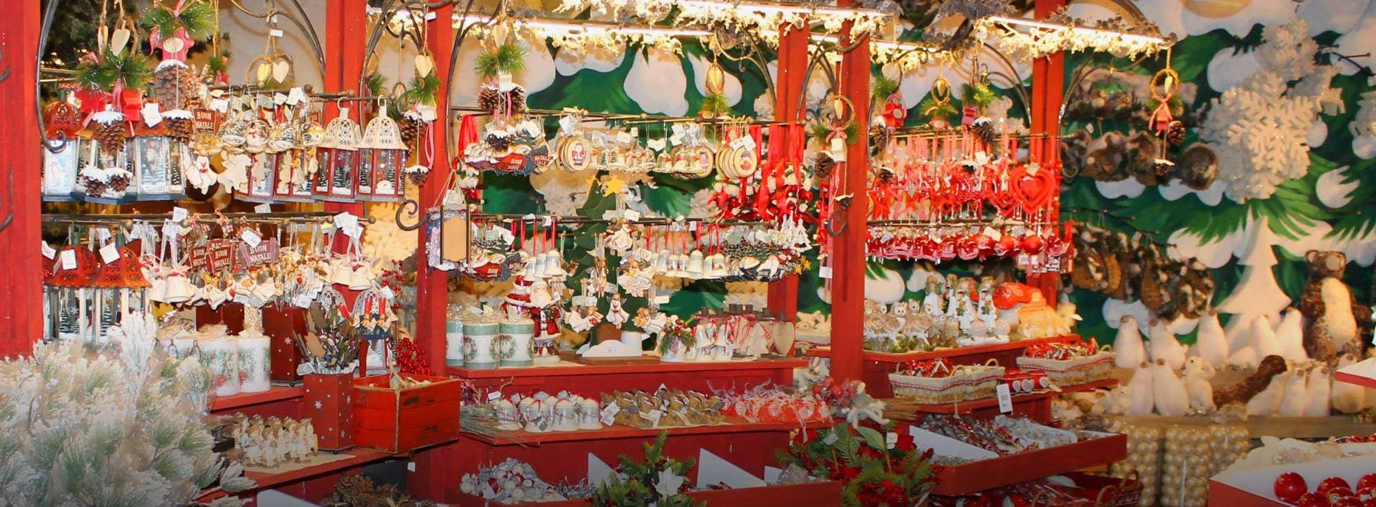 Castellana Grotte: Villaggio di Babbo Natale