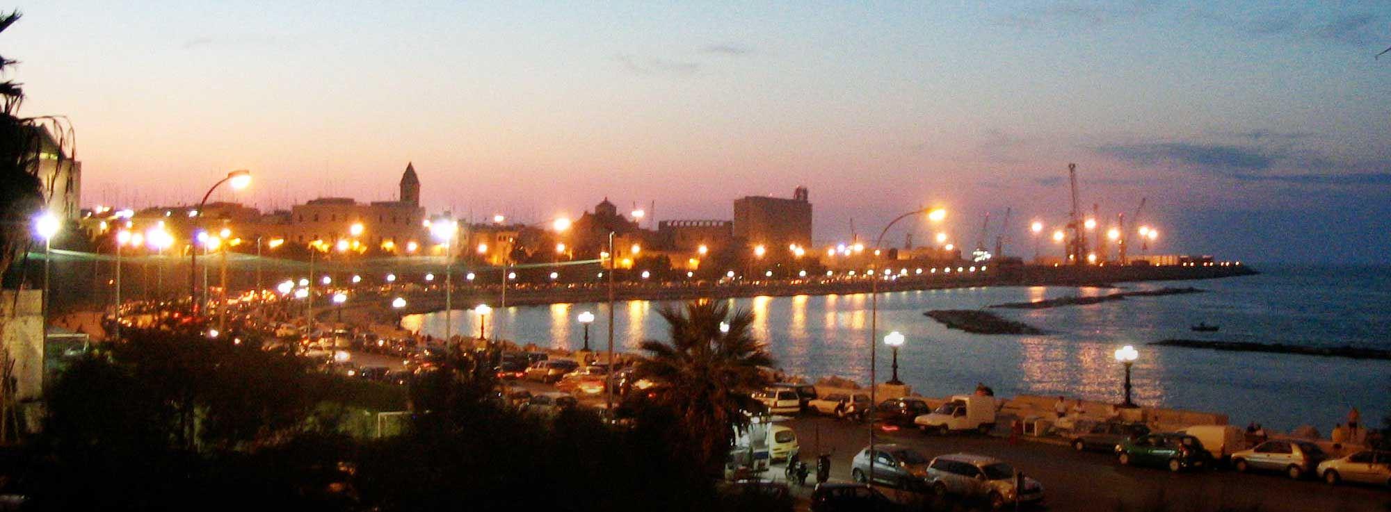 Bari: Le Notti del Borgo Antico