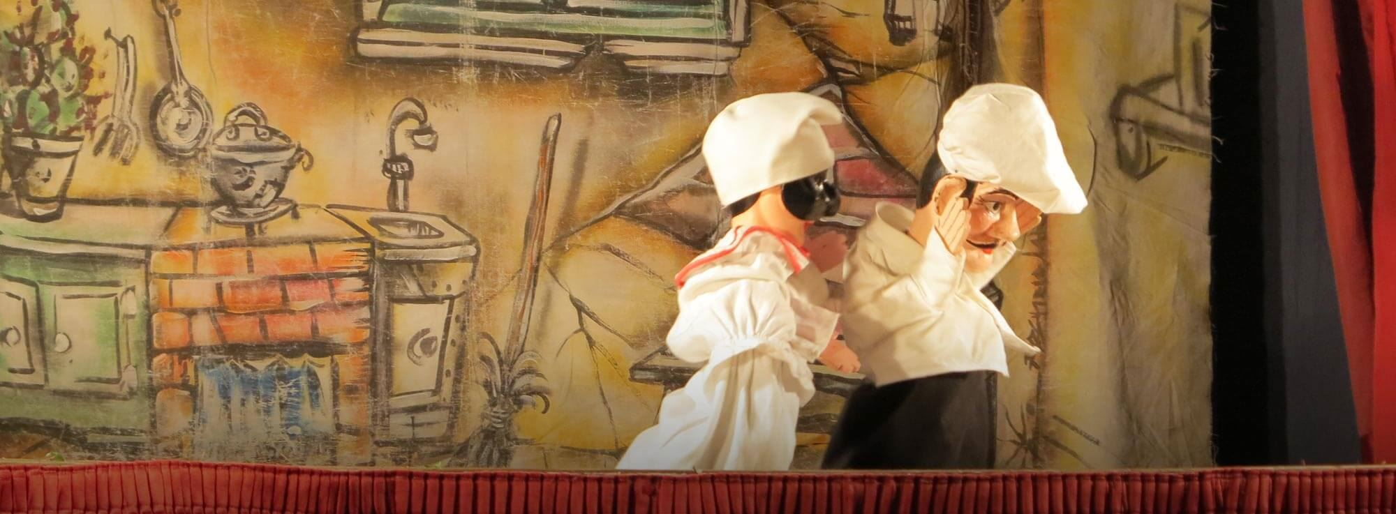 Massafra: Pulcinella e la vera storia della Befana