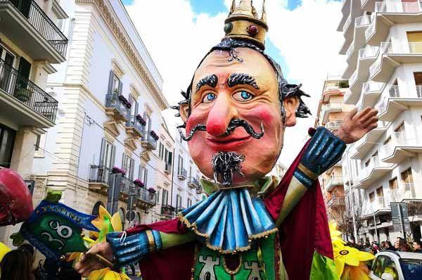 Carnevale Coratino al via la 39esima edizione, in onore della bellezza