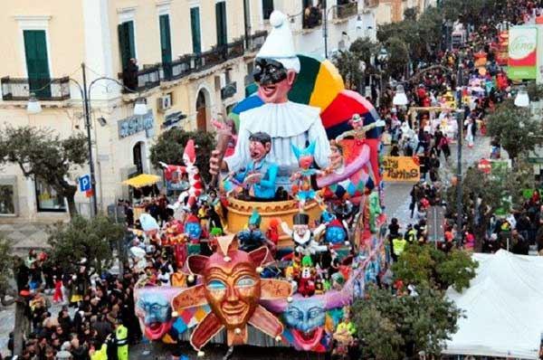 77esima edizione del Carnevale