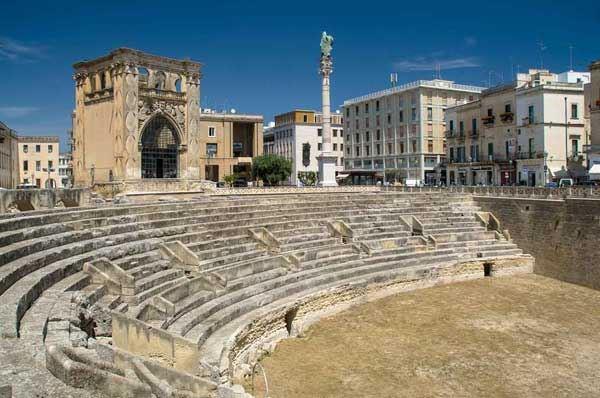 Antica Roma in Puglia, testimonianze della civiltà romana nel Tacco d'Italia