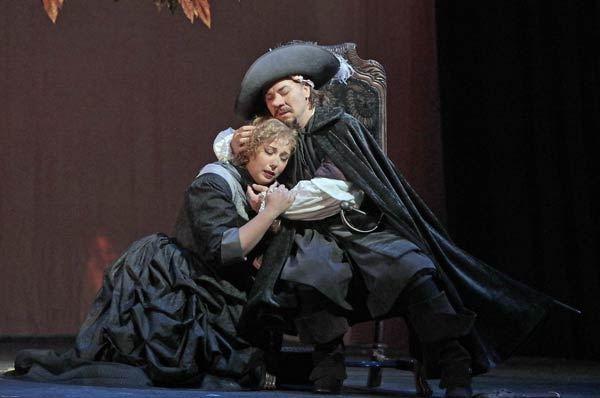 Cyrano e l'ombra del suo naso