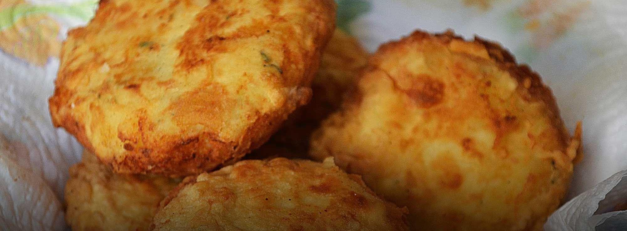Ricetta: Frittelle di patate